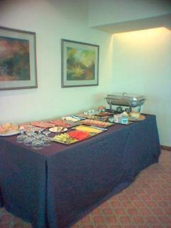 Hotel Arka: buffet breakfast