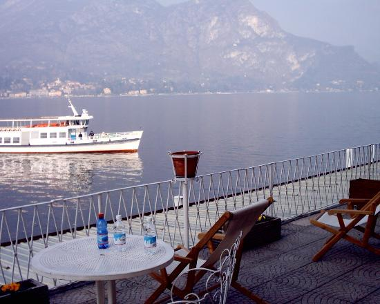 Hotel Metropole Bellagio: Another View From The Terrace