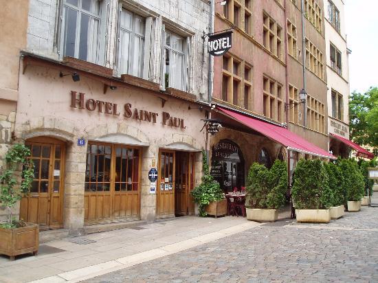 Saint Paul : Hotel Saint-Paul