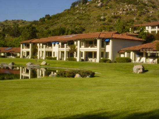 Welk Resort San Diego: Villa overlooking golf course