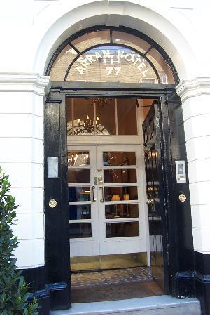 Arran House Hotel: Front Door