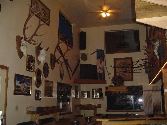Harley's Pub: Inside Harleys Pub