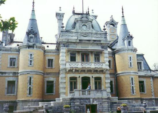 Seasons Hotel : Summer Home for a Tsarina