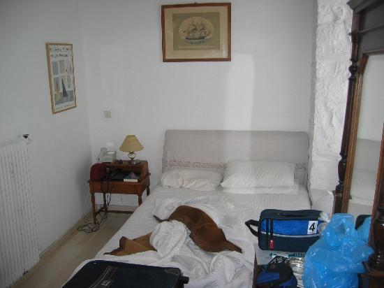 Miranda Hotel: Room interior