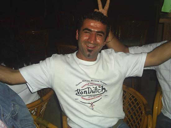 Ekin Hotel : henry (briians cousin) our other best friend