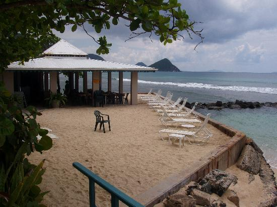 Sugar Mill Hotel: Sugar Mill Beach Bar