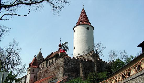 Krivoklat Castle ภาพถ่าย