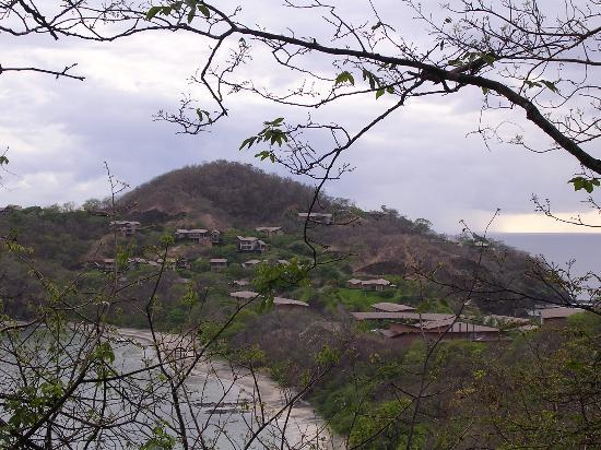 Four Seasons Resort Costa Rica at Peninsula Papagayo: View of Property from Nature Trail