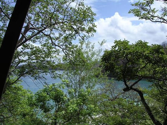 Four Seasons Resort Costa Rica at Peninsula Papagayo: View from Balcony