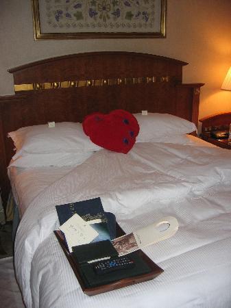 The Ritz-Carlton, Istanbul: Great maid service
