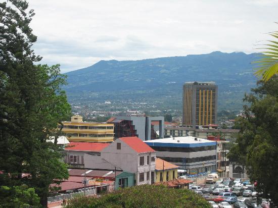 View across dwntn San Jose'
