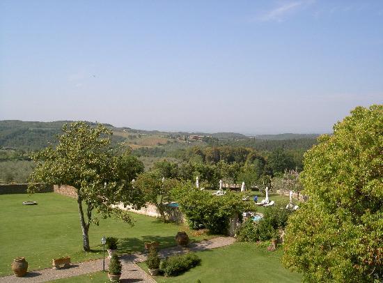 Relais Villa Arceno Foto