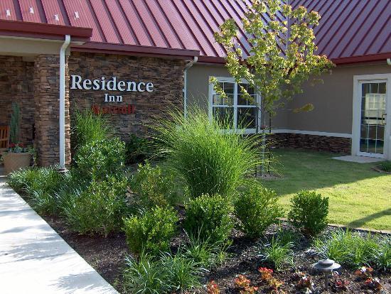 Residence Inn Bentonville Rogers: Entrance