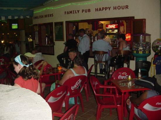 Hotel Best Cap Salou: the english bar