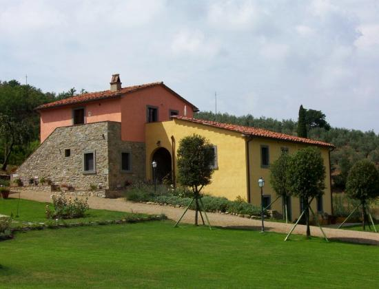 Casa Portagioia - Tuscany Bed and Breakfast: Guest entrance