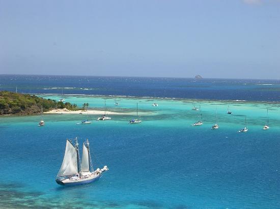 Bequia: Tobago Cays