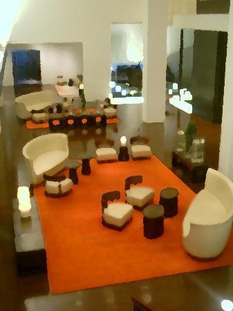 COMO Metropolitan Bangkok : Lobby