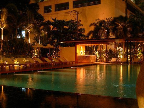 COMO Metropolitan Bangkok : Pool