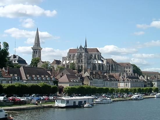 Restaurants in Auxerre