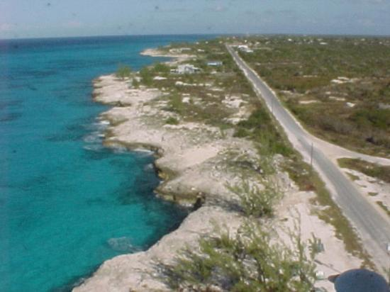 Great Inagua Island: From Top of Lighthouse