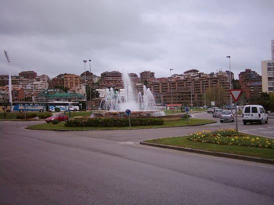 Calles de Santander Foto