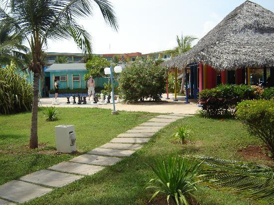 Entrance - Picture of Sol Cayo Coco - Tripadvisor