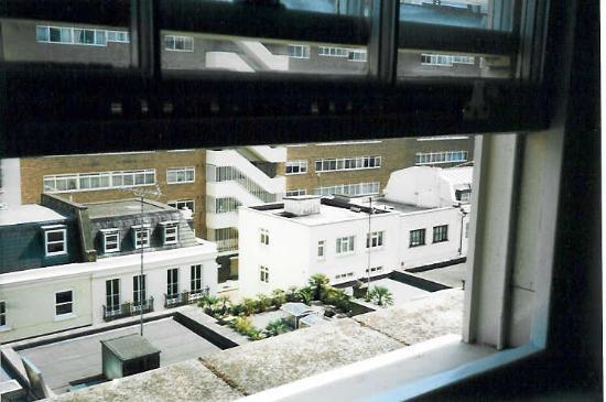 The Darlington Hyde Park: View of rooftop garden