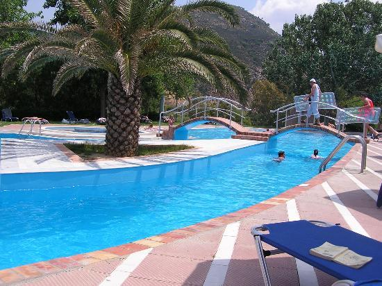 Fodhele, Grécia: Main Pool