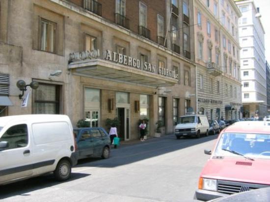 San Giorgio Hotel : Hotel Exterior
