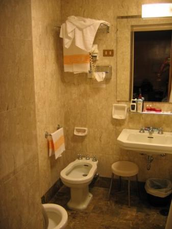 San Giorgio Hotel : Bathroom