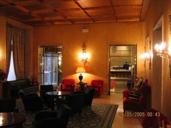 San Giorgio Hotel : Lounge