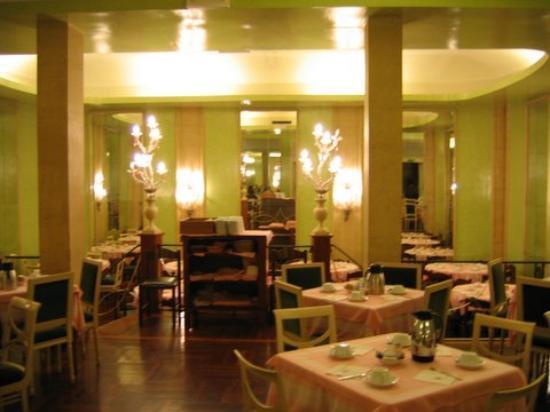 San Giorgio Hotel : Breakfast Room