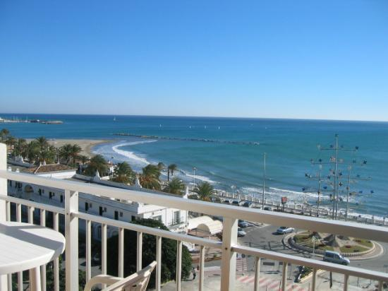 Aparthotel Sunny Beach : Views from the apartment
