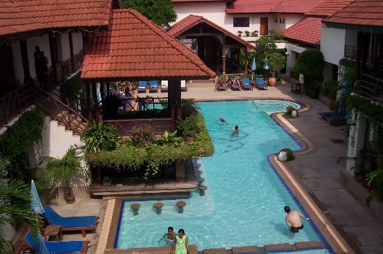 Ramada Phuket Southsea: Hotel view