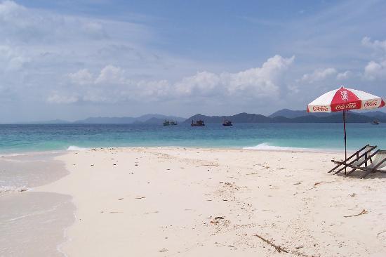 Ramada Phuket Southsea: Egg Island (speedboat trip)