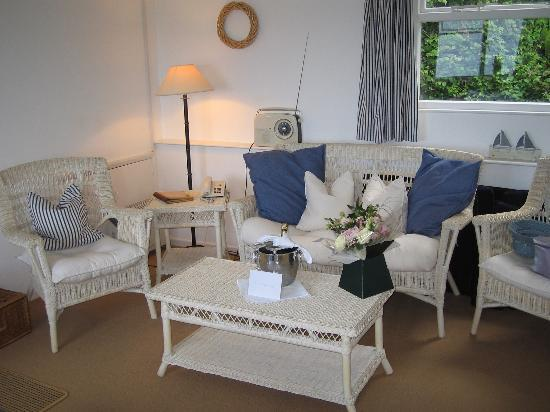 Driftwood Hotel: Lounge