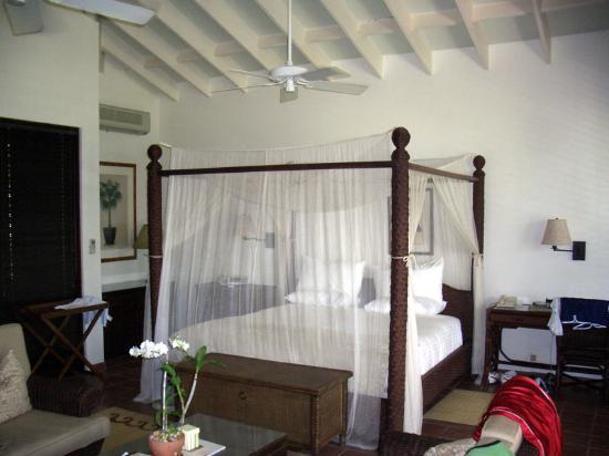 Jumby Bay, A Rosewood Resort : Bedroom
