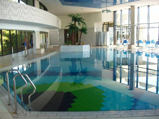 Hotel Croatia Cavtat: Indoor Pool at the Hotel Croatia