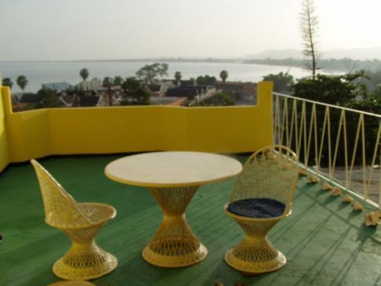 Hilltop Village Resort: Balcony