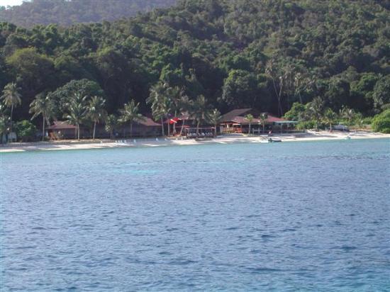 Redang Kalong Resort Bild
