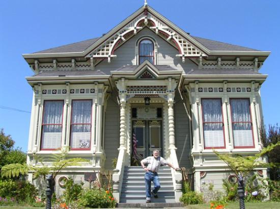 Abigail's Elegant Victorian Mansion - Historic Lodging Accommodations: The House and Host