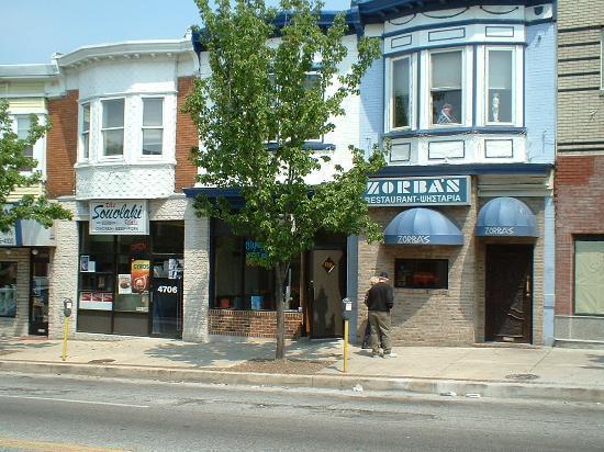 Giorgio S Restaurant Baltimore Md