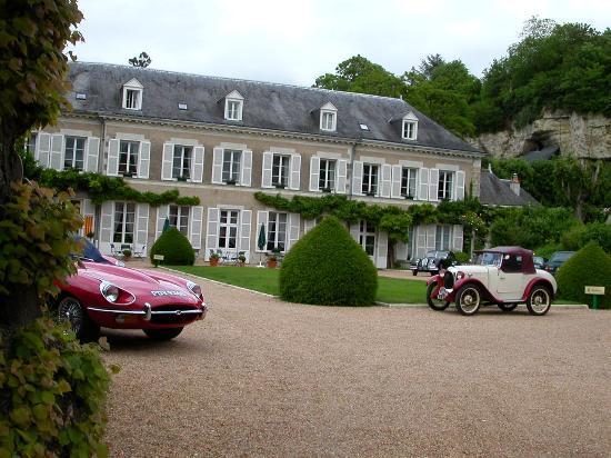 Hotel Le Manoir les Minimes : Le Manoir