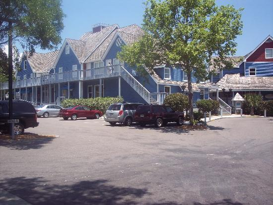 South Beach Inn: The Inn