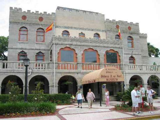 Saint Augustine, FL: Front Entrance