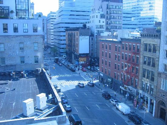 Cosmopolitan Hotel - Tribeca: West Broadway from 716