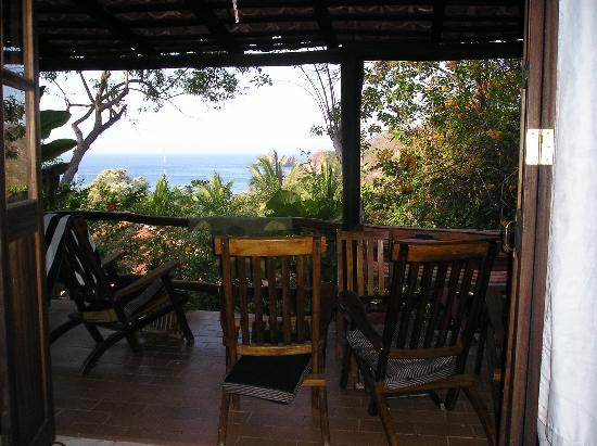 La Buena Vista: View from inside room