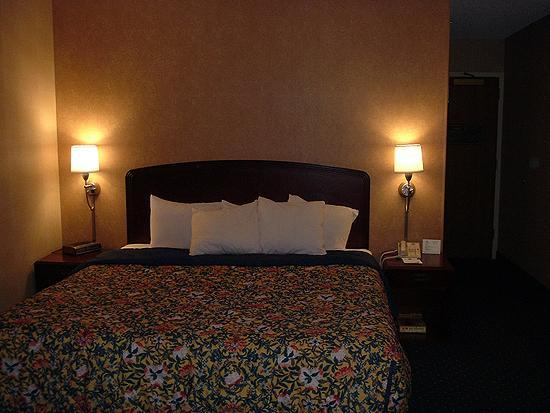 Courtyard by Marriott Bakersfield : Room 248, King Size Bed
