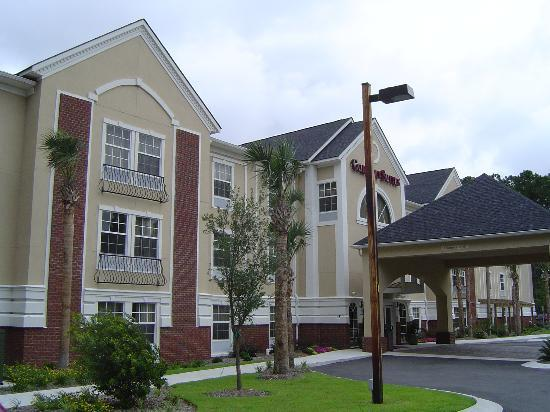 Comfort Suites Bluffton: June 2005