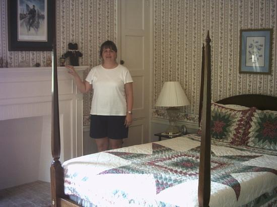 Imoden Room at Cashtown Inn